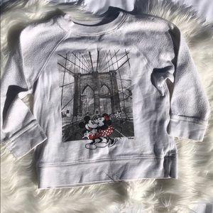 Abercrombie x Disney Sweatshirt